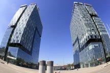 Bucureştiul, printre oraşele din Europa centrală şi de est cu cele mai puţine spaţii de birouri goale, până în 2014