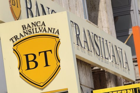 SIF Muntenia a cumpărat cu 33 de milioane de euro un pachet de 4% din acţiunile Băncii Transilvania