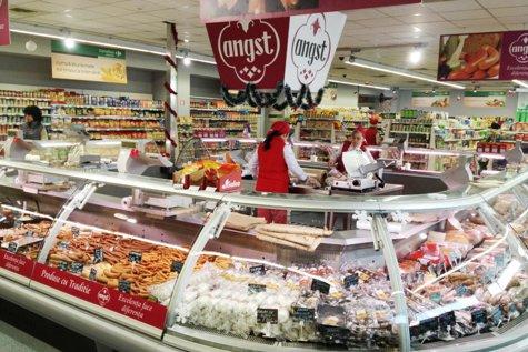 Reţeaua Angst dorită de cel mai mare lanţ de supermarketuri din România, la scurt timp după ieşirea din franciza Carrefour