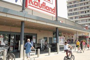 Un nou hipermarket Kaufland în Bucureşti