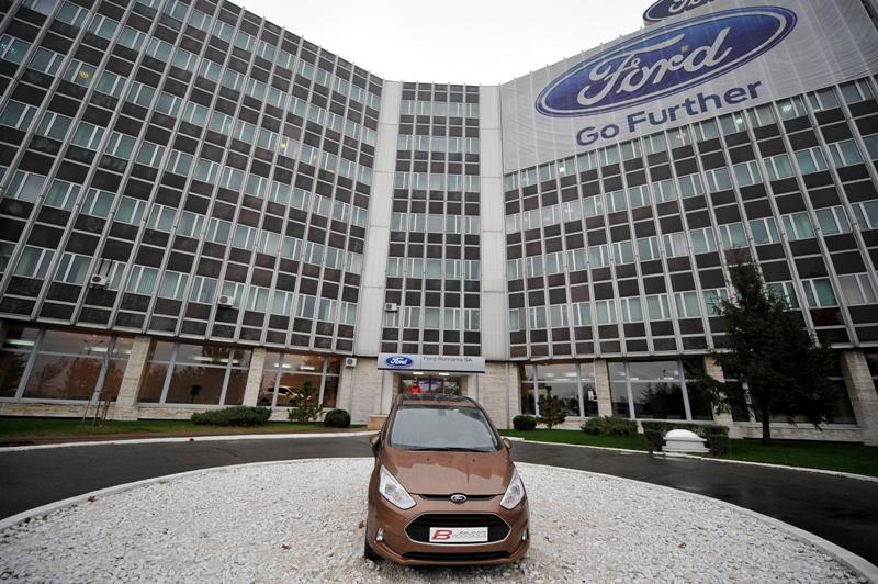 Un nou model Ford va fi produs �n Rom�nia