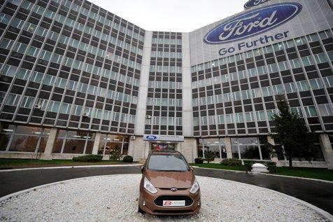 Un nou model Ford va fi produs în România