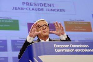 PLANUL GIGANT al Comisiei Europene. Juncker vrea să atragă 315 miliarde de euro şi să creeze PESTE UN MILION de locuri de muncă