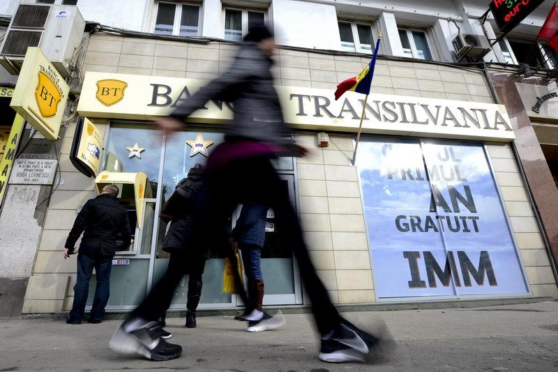 Banca Transilvania vrea să cumpere o mare bancă din România