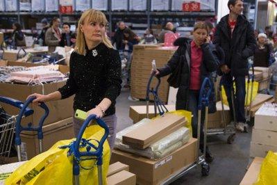 Decizia luată IKEA în privinţa pieţei din Rusia