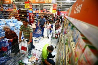 Programul supermarketurilor în perioada sărbătorilor