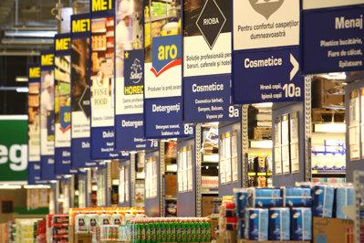 Metro Cash&Carry România, vânzări în scădere pentru anul fiscal 2013/2014
