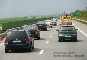 CNADNR dă peste 1,1 miloane de lei pentru a afla dacă pe autostrăzi TREBUIE construite benzinării