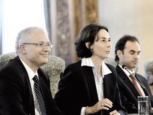 Delegaţia FMI începe vizita în România cu discuţii la BNR