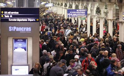 Guvernul britanic vinde acţiunile deţinute la Eurostar. Cine le cumpără şi cât plăteşte pentru ele