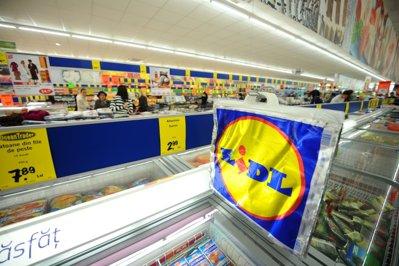 Lidl deschide primul magazin nou din acest an în Capitală