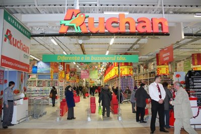 Auchan deschide un nou hipermarket în România