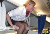 Confesiunile unei stewardese. CODUL SECRET al femeilor plătite cu 5.000 de euro pe lună