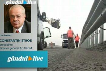 """Constantin Stroe, DACIA: """"Autostrada Sibiu-Piteşti trebuie tratată ca o problemă de securitate economică naţională"""""""