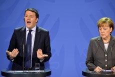 """Mesajul premierului italian pentru Germania: """"Ajunge! Grecia aparţine zonei euro"""""""