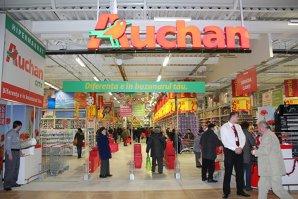 Auchan a finalizat preluarea Real România