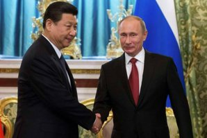 Alianţa dintre China şi Rusia este erodată de lipsa de bani a Moscovei şi de încetinirea economiei chineze
