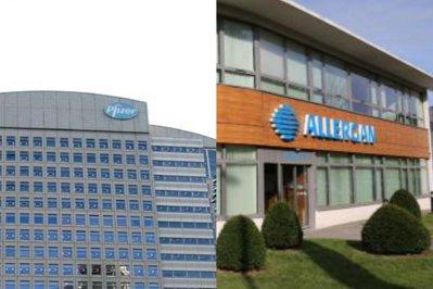 Pfizer şi Allergan au format cel mai mare GRUP FARMACEUTIC din lume