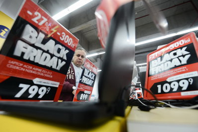 Flanco, vânzări sub aşteptări de BLACK FRIDAY