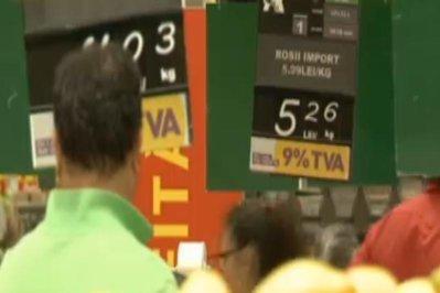 Cota TVA din România va rămâne printre cele mai ridicate din lume şi după reducerea la 20%. Unde este cel mai mare TVA din lume