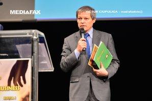 Cioloş, la Gala ZF: Experienţa miniştrilor care vin din mediul economic va fi capitalizată de acest Guvern
