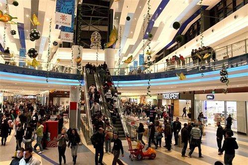 Unul dintre cele mai mari mall-uri din România se extinde