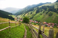 România se mută la ţară. Efectul statistic al unui fenomen început în urmă cu 25 de ani