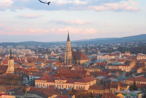 """Probleme mari pentru piaţa imobiliară din Cluj: """"Nu mai e loc"""""""