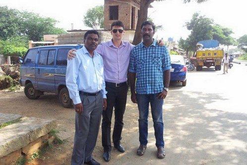 Clujeanul care conduce o firmă cu 1.350 de angajaţi în India