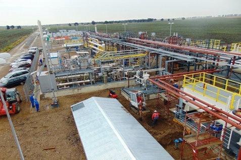 Decizie istorică pentru România: OMV Petrom şi Hunt Oil încep producţia gaze la Padina