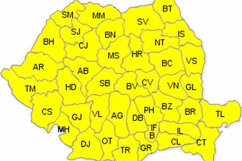 Harta salariilor din România: Topul judeţelor cu cele mai mici şi cele mai mari salarii