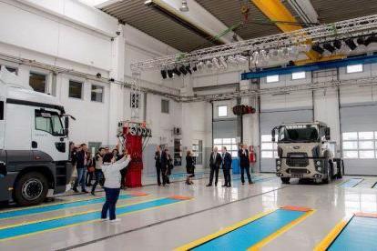 Ford Trucks deschide în România cel mai mare birou din Europa
