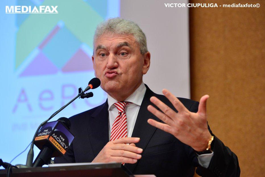 Şeful ASF, Mişu Negriţoiu, REVOCAT de Parlament, cu unanimitate