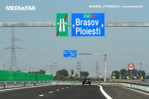 Ministrul Transporturilor a descins inopinat pe autostrada Bucureşti-Ploieşti. Ce a constatat