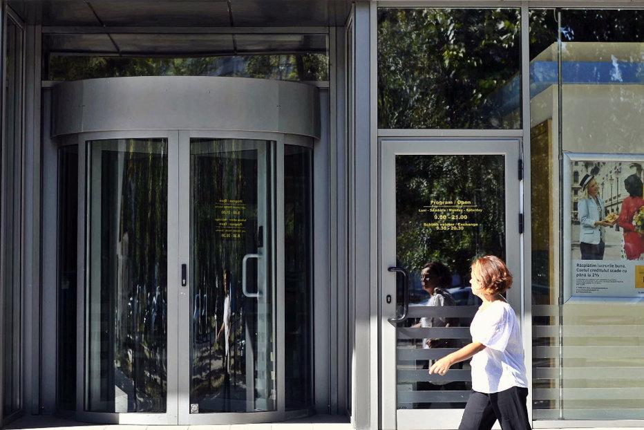 O bancă din Grecia îşi vinde afacerile din România