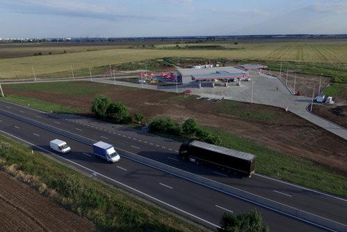 Unde s-a deschis cea mai mare benzinărie din România
