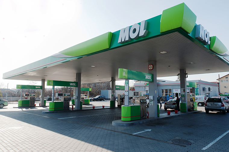 Reacţia MOL după ce Băsescu a cerut românilor să boicoteze benzinăriile companiei ungureşti. De ce distribuie hărţi cu Ţinutul Secuiesc