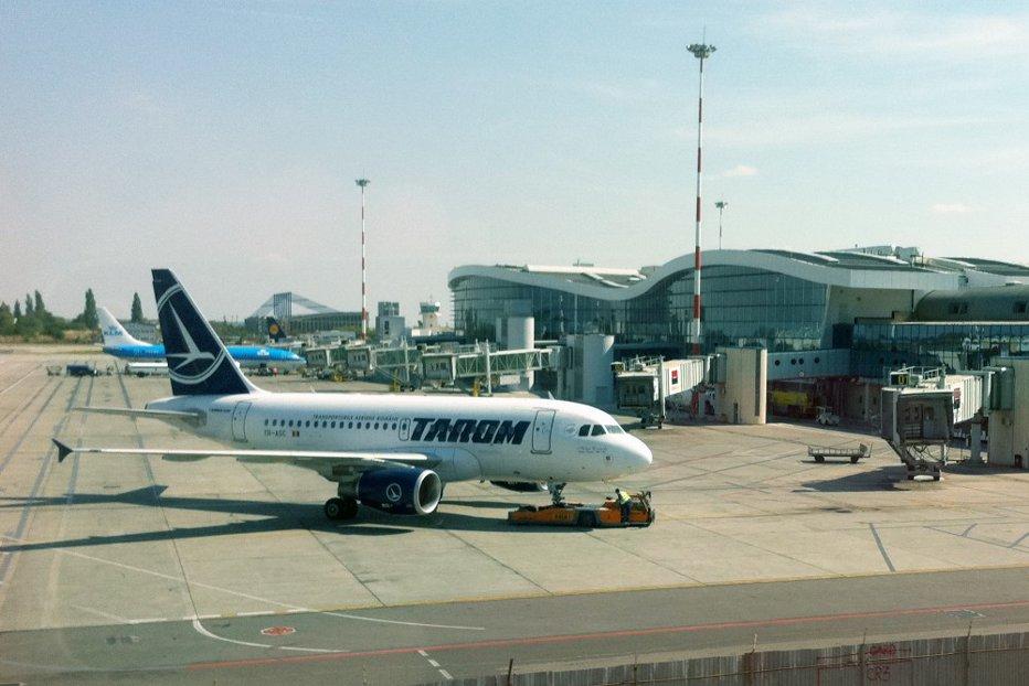 Tarom nu mai este cea mai importantă companie aeriană de pe Otopeni