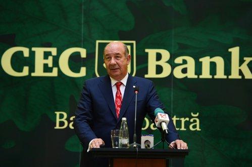 """Gheţea, schimbat cu Dan Sandu la conducerea CEC Bank. Sandu aşteaptă """"hârtiile"""""""
