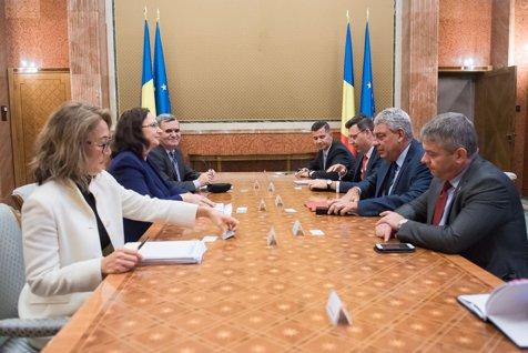 Tudose anunţă că FMI a revizuit previziunea de creştere economică a României la 5,5%