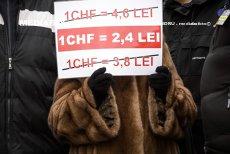 Prima decizie definitivă de îngheţare a cursului franc-leu în România. Curtea de Apel Cluj explică, în amănunt, cum au fost păcăliţi clienţii băncilor