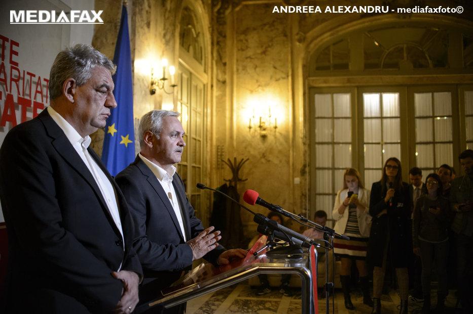 Şedinţa decisivă pentru Codul Fiscal, amânată pentru luni. Dragnea răspunde criticilor lui Iohannis. UPDATE