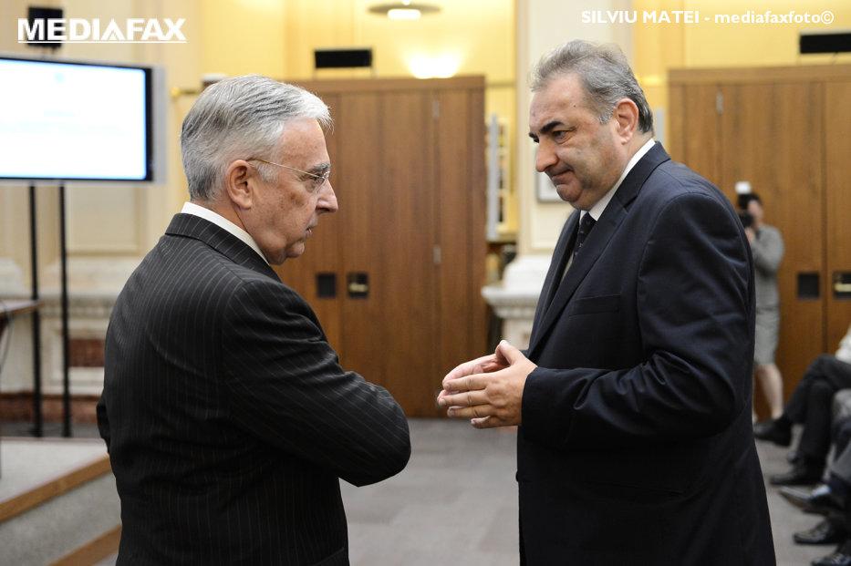 """Florin Georgescu, prim-viceguvernatorul BNR: Cota unică a mărit corupţia. Impozitarea ar trebui să fie """"moderat progresivă"""""""