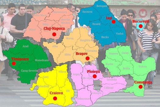 Regiunea din România ajunsă în TOP 5 cele mai performante din Europa