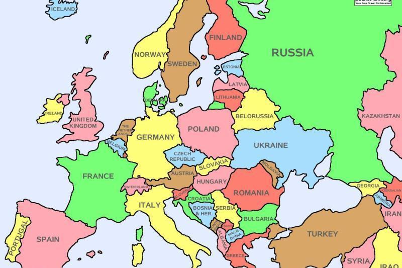 HARTA bogăţiei la nivel european. Care este ţara ai cărei locuitori trăiesc cel mai bine