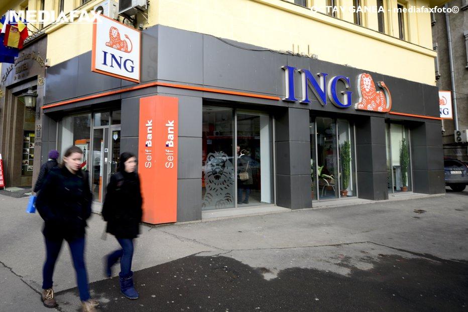 Mutare importantă pentru ING pe piaţa din România. Gigantul bancar s-a răzgândit după cinci ani