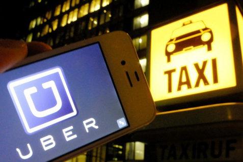 Surpriza din rapoartele de la Finanţe. UBER a plătit impozit pe profit de 3 ori mai mult decât primele 9 companii de taxi din Bucureşti la un loc