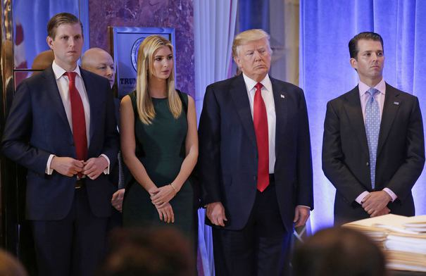 """Donald Trump Jr. susţine că tatăl său este vinovat de stagnarea afacerilor familiei în India. """"O să semnez alte contracte după ce va pleca de la Casa Albă"""""""