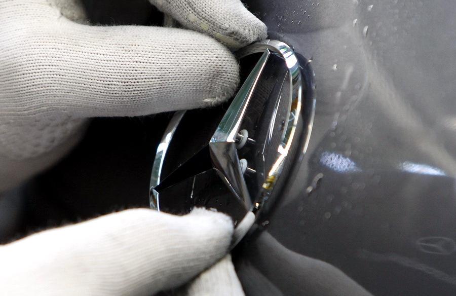 Schimbare istorică pentru Daimler, care deţine Mercedes Benz. Cine va deveni acţionar majoritar în companie