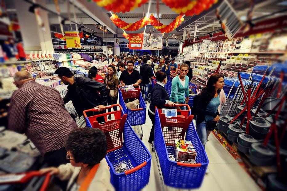 Carrefour, lansare în premieră în ţara noastră. Primul retailer din România care ia această decizie